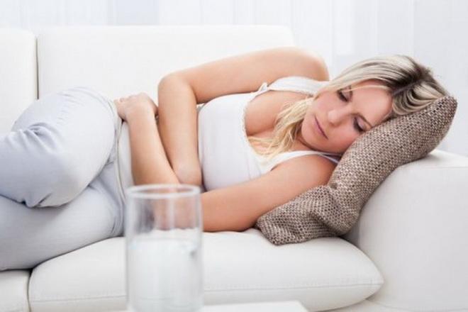 Аритмия от желудка