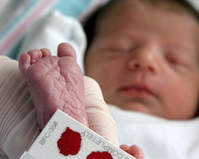 Густая кровь у ребенка