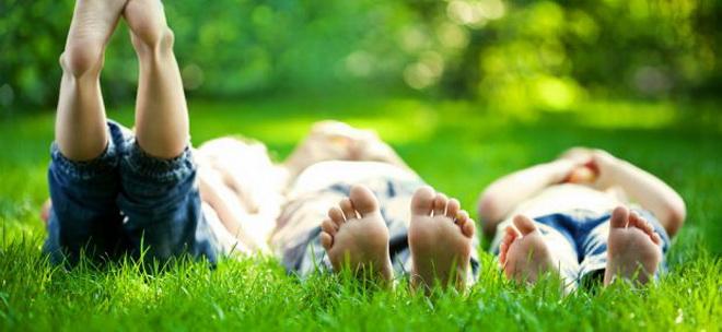 Болезни ног у детей