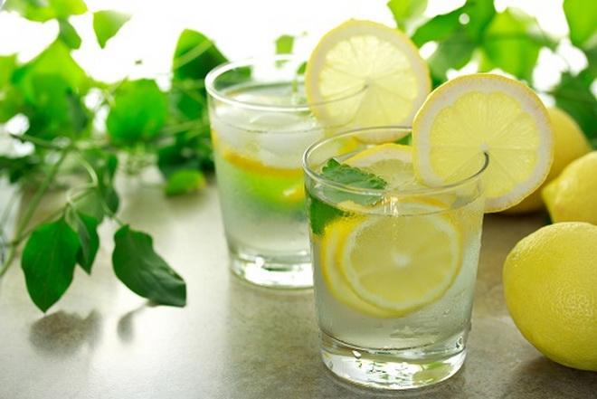 Разгрузочный день на лимоне