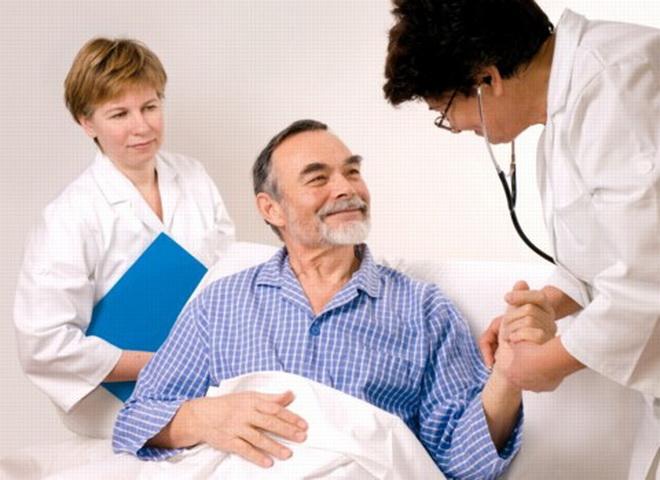 Лечение в больнице
