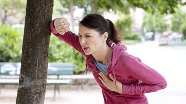 Аритмия при дыхании как симптом -