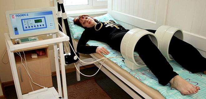 Применение магнитотерапии