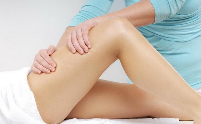 Профессиональный массаж ног