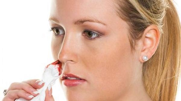 Кровь из носа по утрам миниатюра