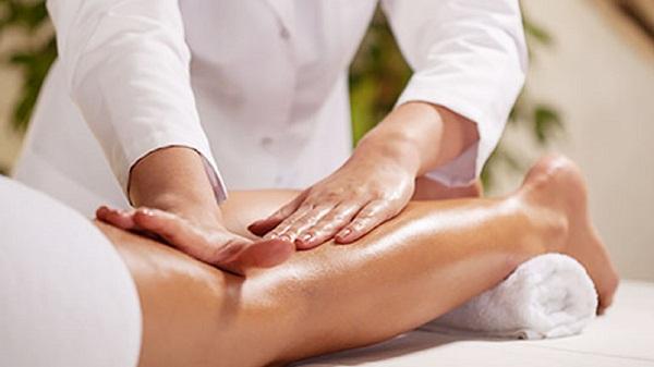 лимфодренажный массаж миниатюра