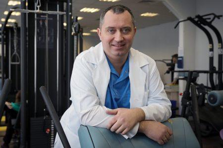 Доктор Александр Шишонин