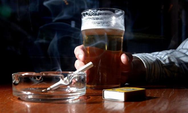 Тахикаридя и курение
