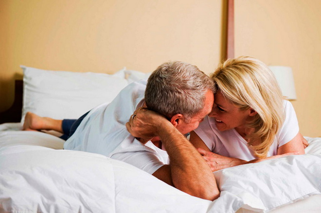 Интимная близость после инсульта