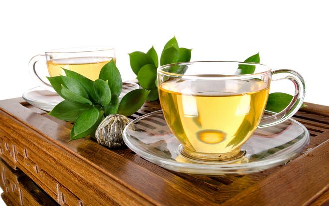 Замена кофе на зеленый чай