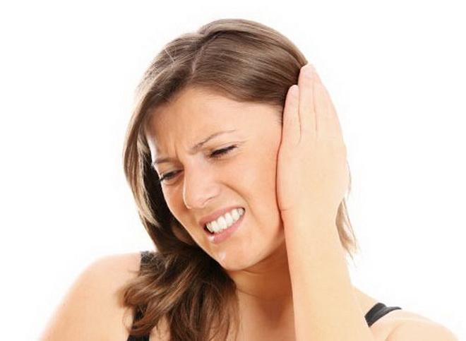 Больное ухо