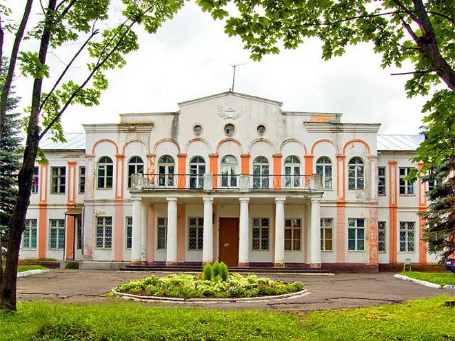 Санаторий имени Воровского