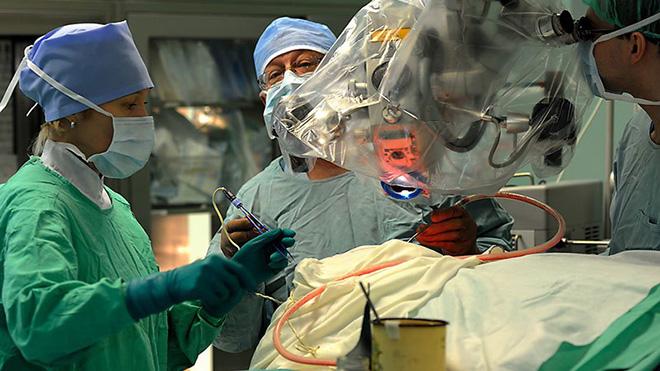 Лечение геморрагического инсульта