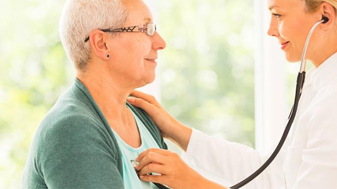 Особенности сердечной недостаточности у пожилых людей