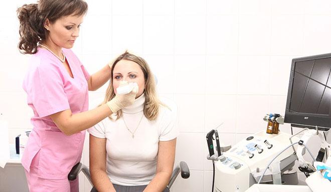 Носовое кровотечение у беременных