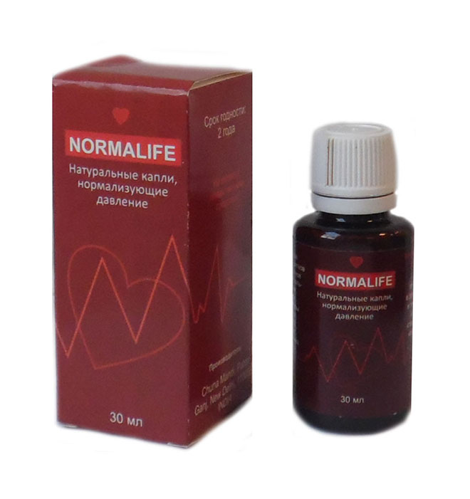 Нормалайф препарат