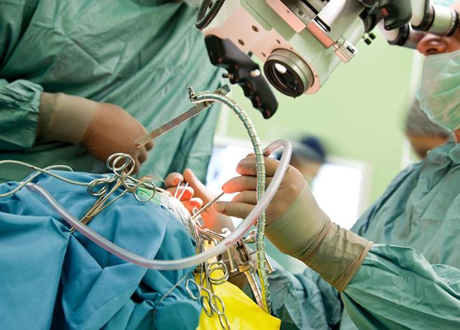 Энцефалопатия головного мозга хирургическое лечение