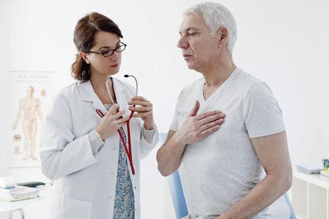 Гипертрофическая обструктивная кардиомиопатия у пожилых