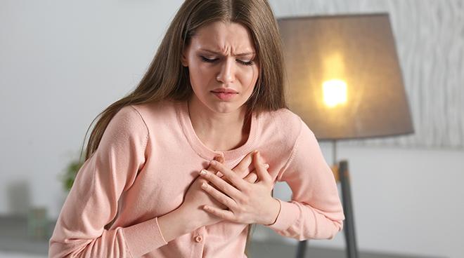 Первые признаки сердечной недостаточности