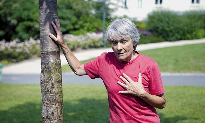 Симптомы заболевания аневризмы