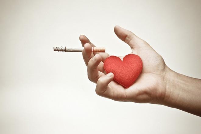 Курение и тахикардия