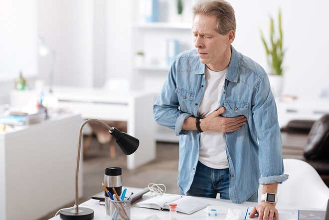 Факторы риска сердечного приступа