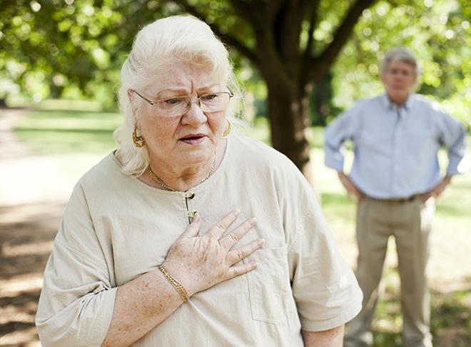 Симптомы фибрилляции сердца