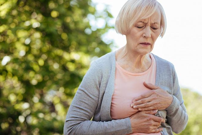 Клиническая картина фибрилляции сердца